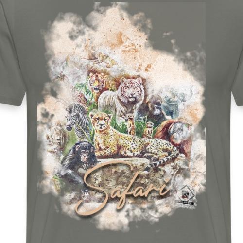 safari3 - Männer Premium T-Shirt