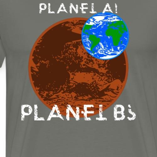 Es gibt keinen Planet B? Planet Mars Terraforming