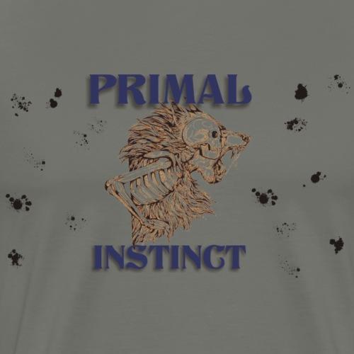 Instinto primitivo /primal instinct
