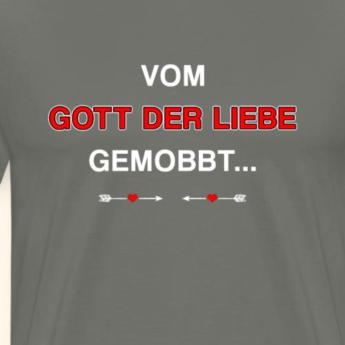 Spruch Lustig Liebe Single Trennung Geschenk - Männer Premium T-Shirt