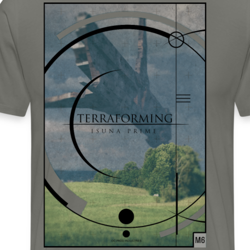 Isuna Prime - Men's Premium T-Shirt