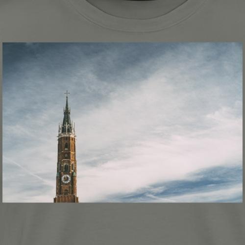 Martinskirche, Premium - Männer Premium T-Shirt