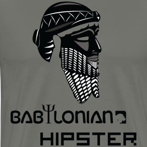 Babylonian Hipster - T-shirt Premium Homme