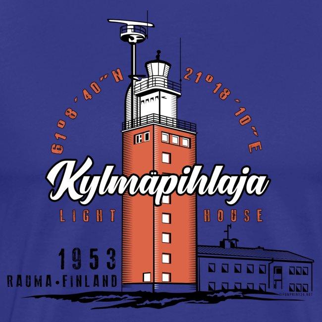 Finnish Lighthouse KYLMÄPIHLAJA Textiles, and Gift