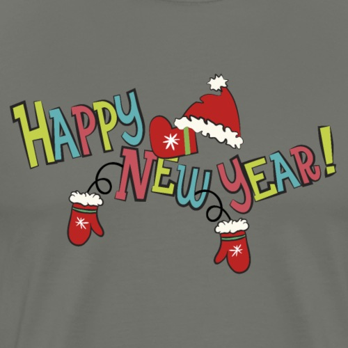 Happy New Year! - Men's Premium T-Shirt
