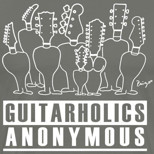 Guitarholics Anonymous - Männer Premium T-Shirt