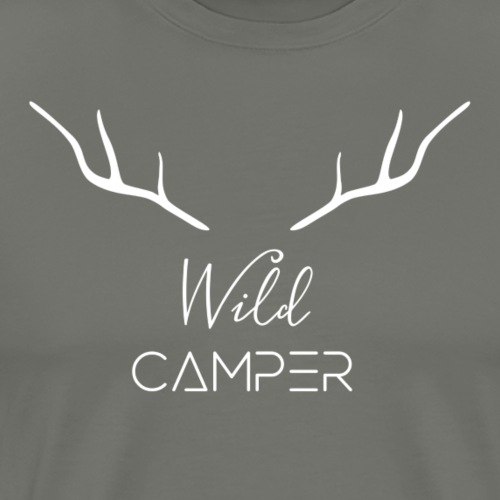 Wild-Camper - Männer Premium T-Shirt