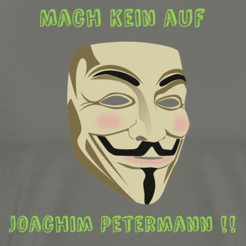 joachim peterman - Männer Premium T-Shirt