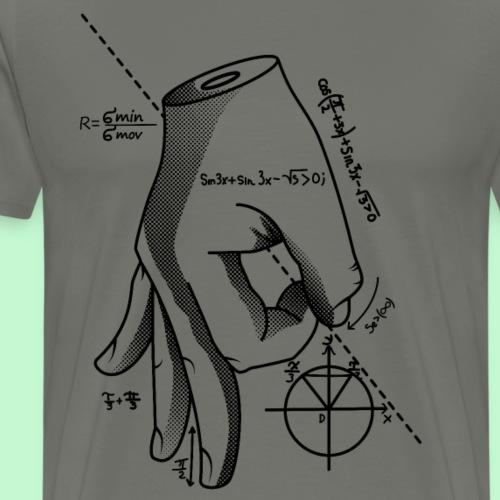 El juego del círculito, Malcom - Camiseta premium hombre