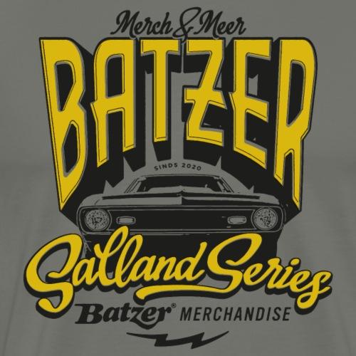 BATZER AUTO SALLAND SERIES - Mannen Premium T-shirt