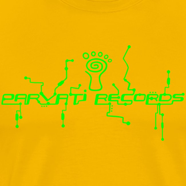 Parvati Records Matrix logo