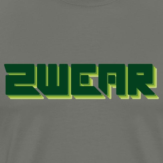 2wear Green Box Logo