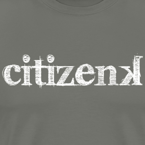citizenk by Keepler Data Tech - Camiseta premium hombre