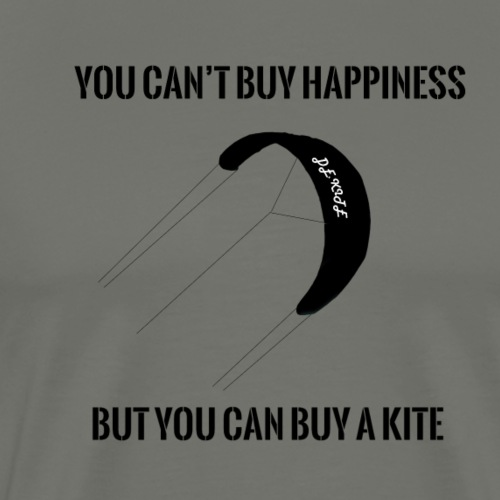 But you can buy a kite! - Men's Premium T-Shirt