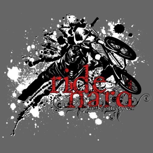ride hard bmx - Männer Premium T-Shirt