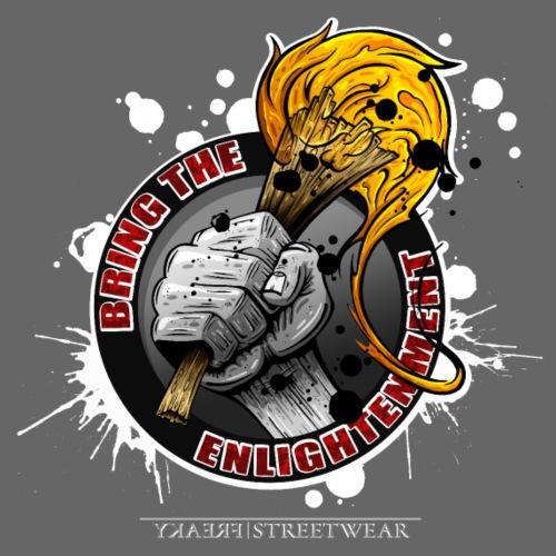bring the enlightment - Männer Premium T-Shirt
