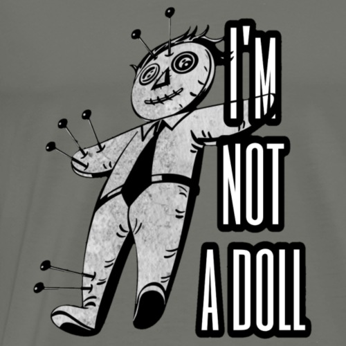 voodoo - Camiseta premium hombre