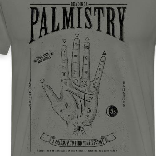 Palmistry - T-shirt Premium Homme