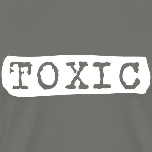 toxisch - Männer Premium T-Shirt