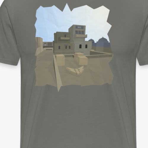 Nexo Dust2 - Camiseta premium hombre