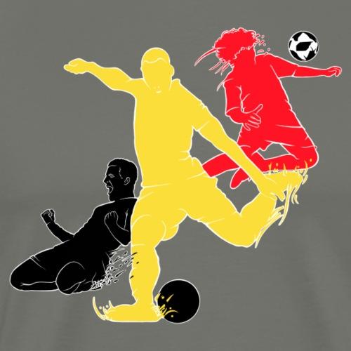 Belgique Football Fan - T-shirt Premium Homme