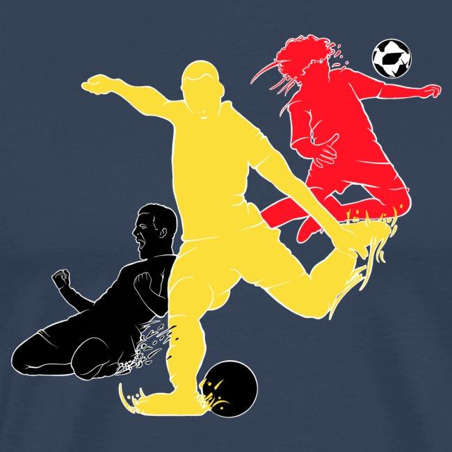 Belgique Football Fan