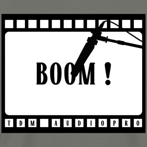 Boom without blimp - T-shirt Premium Homme