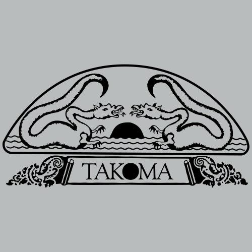 Takoma Records - Men's Premium T-Shirt