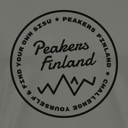 peakers finland wear - Miesten premium t-paita