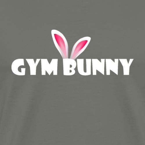 GYM Bunny - Männer Premium T-Shirt