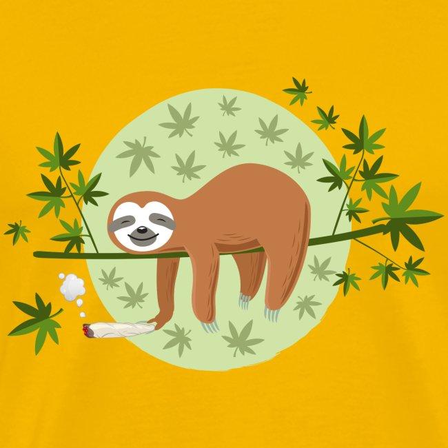 Das Marihuana Faultier