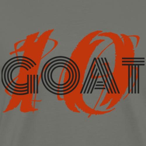 Nr 10 Goat - Mannen Premium T-shirt