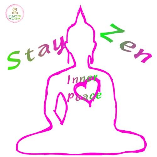 StayZen - T-shirt Premium Homme