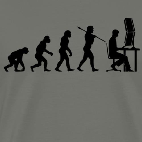 Evolution trader - T-shirt Premium Homme