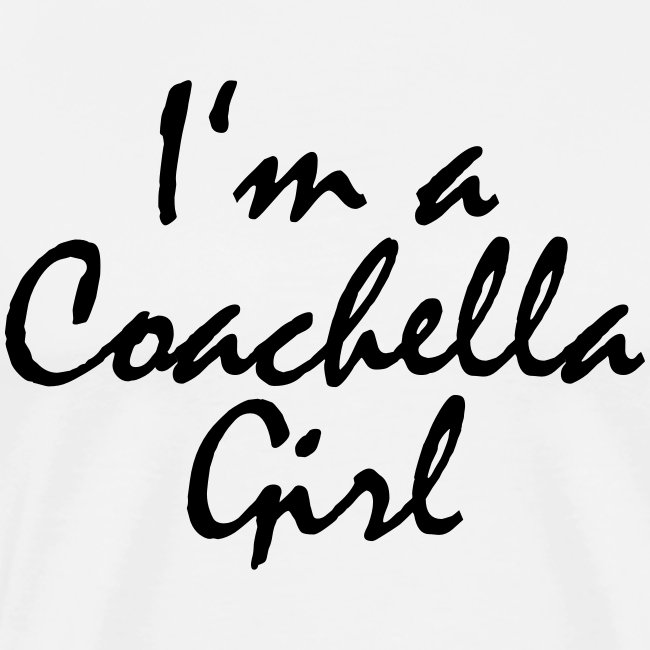 Coachella Girl