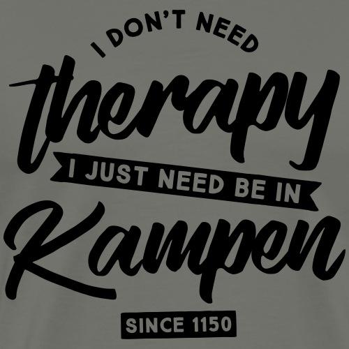 I don't need - Mannen Premium T-shirt