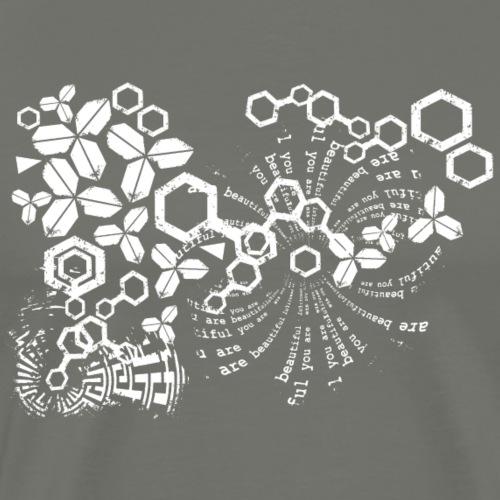 you_are_beautiful - Männer Premium T-Shirt