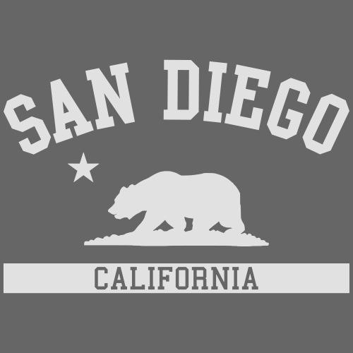 San Diego - Männer Premium T-Shirt