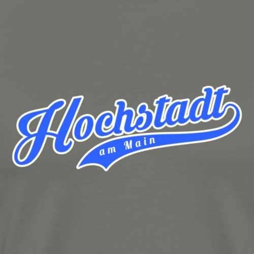 Hochstadt - Männer Premium T-Shirt
