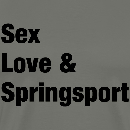 Sex Love and Springsport
