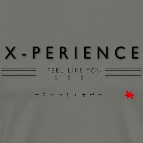 I Feel Like 555 - limited Edition 2020 - Männer Premium T-Shirt