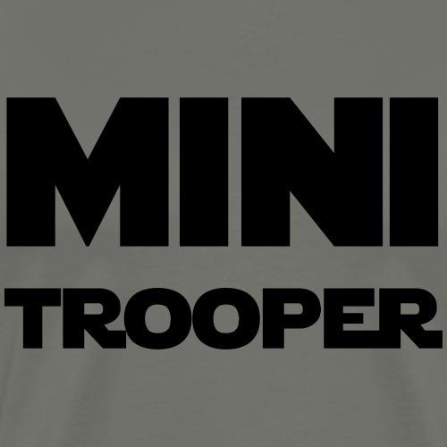 Mini Trooper - Männer Premium T-Shirt