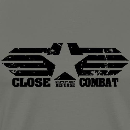 final cc logo sw - Männer Premium T-Shirt