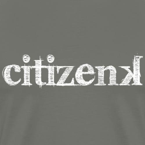 citizenk by Keepler Data Tech - Camiseta premium hombre