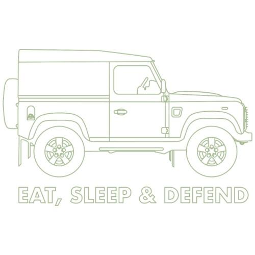 Eat Sleep Defend