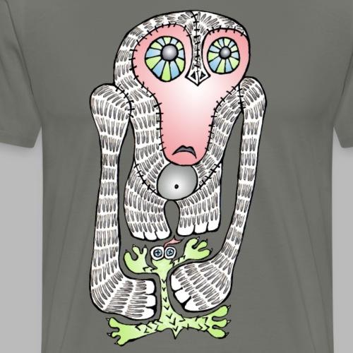 SQUISHED - Men's Premium T-Shirt
