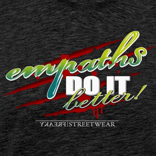 empaths do it better