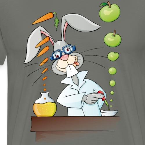 Versuchskaninchen - Männer Premium T-Shirt