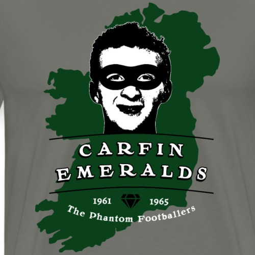 Carfin Emeralds - Men's Premium T-Shirt