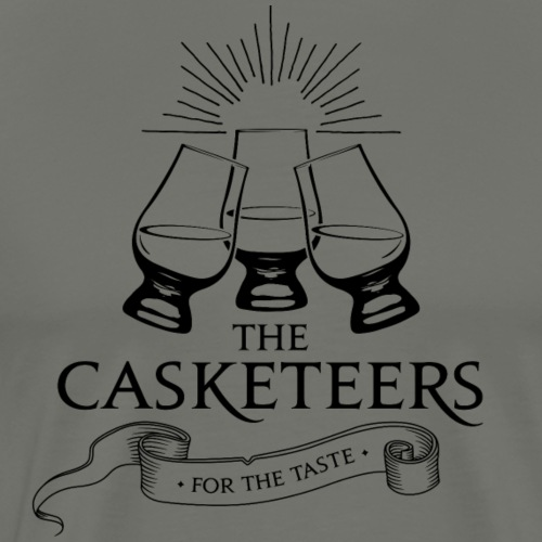 The Casketeers_Dark - Männer Premium T-Shirt